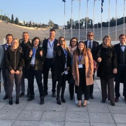 EYVOL Kick Off Meeting | Athens 2019